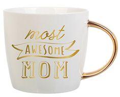 Amazon Most Awesome Mom Mug