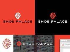 Shoe Palace Logo B by Amy Hood for Hoodzpah