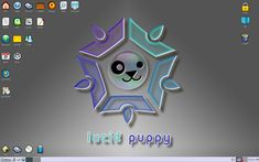 Puppy Linux Lucid Puppy Linux, Software Libre, Console, Puppies, How To Plan, Painting, World, Cubs, Painting Art