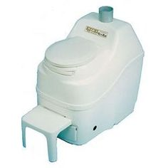 Non-Electric Composting Toilet