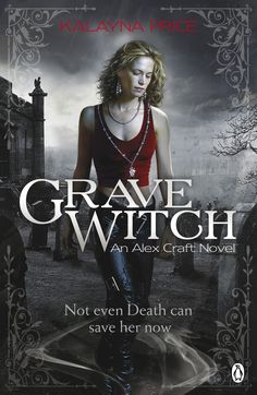 Grave Witch, Kalayna Price.  This one was recommended to me by a co-worker who knew I liked the Amanda Stevens Graveyard Queen series.  This one was good too - though not as well written.  Paranormal romance.
