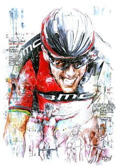 Philippe Gilbert by Horst Brozy