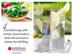 Do you still feel hungry and not satisfied after eating? Check out latest tips to choose food or drinks without calories. For more details Visit : http://www.europlak.in/ #EuroplakIndia #ModularKitchen #FoodTips