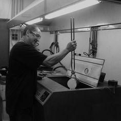 JOIDART.COM Jordi working on the lost wax process in the Joid'art factory. #keepwalking #joidart #crafts #jewellerymakers #barcelona #nicejewellery #onlineshop