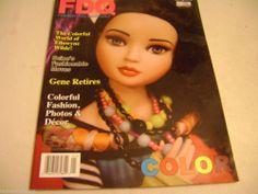 FDQ FASHION DOLL QUARTERYLY MAGAZINE ~ Spring 2010 Ellowyne Wilde + COLOR +
