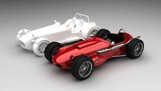Indy Roadster Se7en by Zolland Design