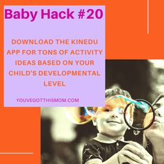 Worried your little one isn't reaching her milestones? Need some ideas for some educational activities for your baby? Check out the kinedu app and 9 more tips and tricks for parenting and your infant!