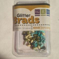 We R Memory Keepers Brand   Mini Glitter by CynthiasCraftingNook