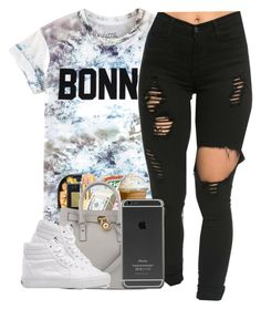 """Bonjour x lucas coly"" by chanelesmith51167 ❤ liked on Polyvore featuring art"