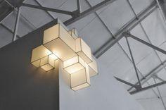 Оригинальные светильники от Marc Trotereau.