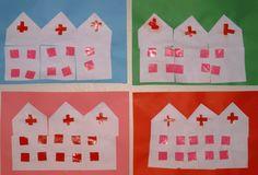 Theme in the classroom: hospital, doctor - hospital