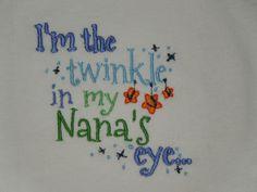 Onesie+Embroidered+Nana+Grandma+MeMa+MiMi+by+NANAsDesign+on+Etsy,+$17.50