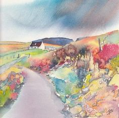 Miriam Smith Little House on the Moor - Beauly Gallery