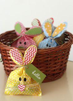 Idea regalo en Pascua  -  scrap & co