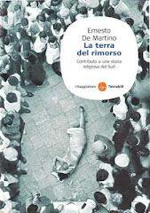 La terra del rimorso, Ernesto De Martino.