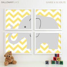 Baby Girl Nursery Art for Girls Room Decor by DallowayPlaceKids, $50.00