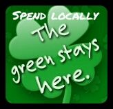 Spend local this St Patty's day.  #dinelocal #chooseindie #livelocalUSA   https://www.facebook.com/LiveLocalUSA