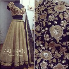 """Shop Zaffran label at www.waliajones.com or email us to enquire! #waliajones #zaffran #bridal #indiancouture"""