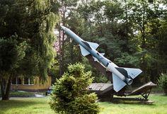 Muzeum Techniki Wojskowej GRYF w Dąbrówce na Pomorzu