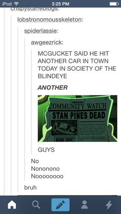 Oh my gosh!! Maybe that's why Stan doesn't really like Mgucket, because he built the portal which made Stanley go away, and plus he's just plain crazy