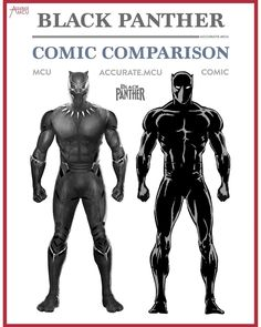 """5,630 Likes, 52 Comments - • Accurate.MCU • mcu fanpage (@accurate.mcu) on Instagram: """"• BLACK PANTHER - COMIC COMPARISON • THE BLACK PANTHER TRAILER WAS AMAZING !!! I loved everything…"""""""