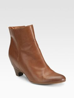 Maison Martin Margiela Demi-Wedge Ankle Boots
