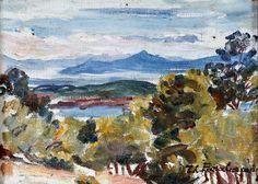 Thalia Flora Karavia View of Kavouri