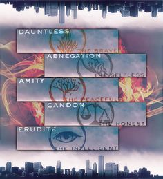 """Veronica Roth chose the location for Abnegation headquarters before any of the other factions.   19 Things You Should Know About The """"Divergent"""" Series From Author Veronica Roth"""
