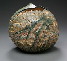 Creative Gourd Art - Bing Images