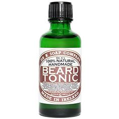 Dr K Soap Company - Beard Tonic, Beard Conditioner