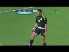 Mexico vs Chile 2016 Highlights