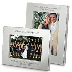 Create your own Personalized Simply Silver Frames. Find and customize a variety of personalized gifts like this and more at Things Remembered. Valentine Day Photo Frame, Great Valentines Day Gifts, Engraved Picture Frames, Personalized Picture Frames, Alex Day, Silver Frames, Wedding Frames, Wedding Ideas, Boyfriend Gifts