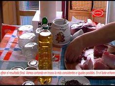 Receta de Bonito Escabechado en Conserva - Chef de mi casa.com - YouTube