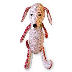 "Dainty Dachshund 12"" Dog Paper Sewing Pattern"