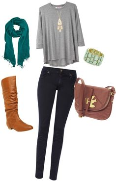 """College Clothes 3"" by dylanelise on Polyvore"