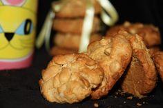Tentações Sobre a Mesa: Bolachas de Amendoim