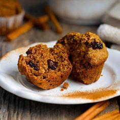 Muffins cannelle et raisins secs |