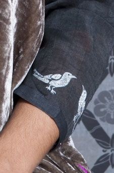 tm collection, birds at the cuff