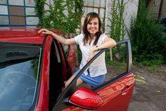 Ivana Ilgová: Červené autá majú niečo do seba (rozhovor + 3D) - AutoMix.sk