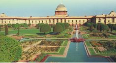 Rashtrapati Bhavan -Presidential Palace is the official residence of the President of India at the heart of central Delhi and popularly known as Lutyens' Delhi. Disclaimer