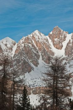 Cortina d'Ampezzo, Italy - The World's Top Ski Resorts for Powder