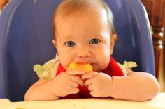 How I discovered and embraced Baby-Led Weaning/Feeding (BLW)