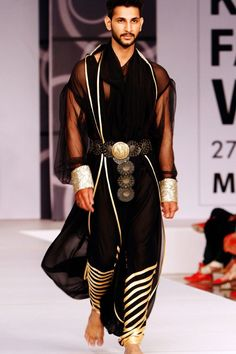 Karachi Fashion Week Men's Fashion 2013