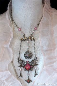 A6209 Sold [A6209] - $0.00 : Kay Adams, Anthill Antiques, Jewelry and Chandelier Heaven