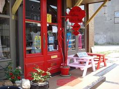 Red Fish Gallery in Uptown Memphis