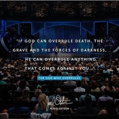 null    #Regram via @_joelosteen_fan_page Joel Osteen, Verse Of The Day, Fan Page, Death, God, Thoughts, Instagram Posts, Dios, Allah