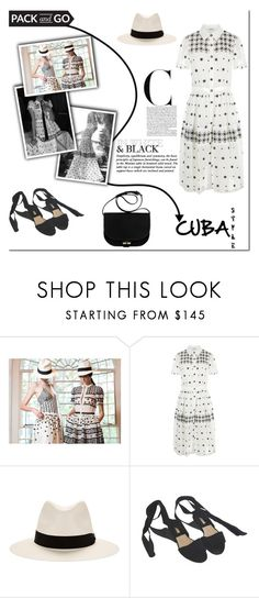"""""""PACK and GO - Cuba"""" by tatajrj ❤ liked on Polyvore featuring Temperley London, rag & bone, Michael Kors, A.P.C. and Packandgo"""