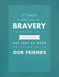 ~Harry Potter (JK Rowling)