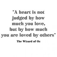 inspiring and amazing quotes  | Wizard of Oz