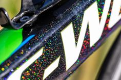 New season, new custom painted bike for Peter Sagan